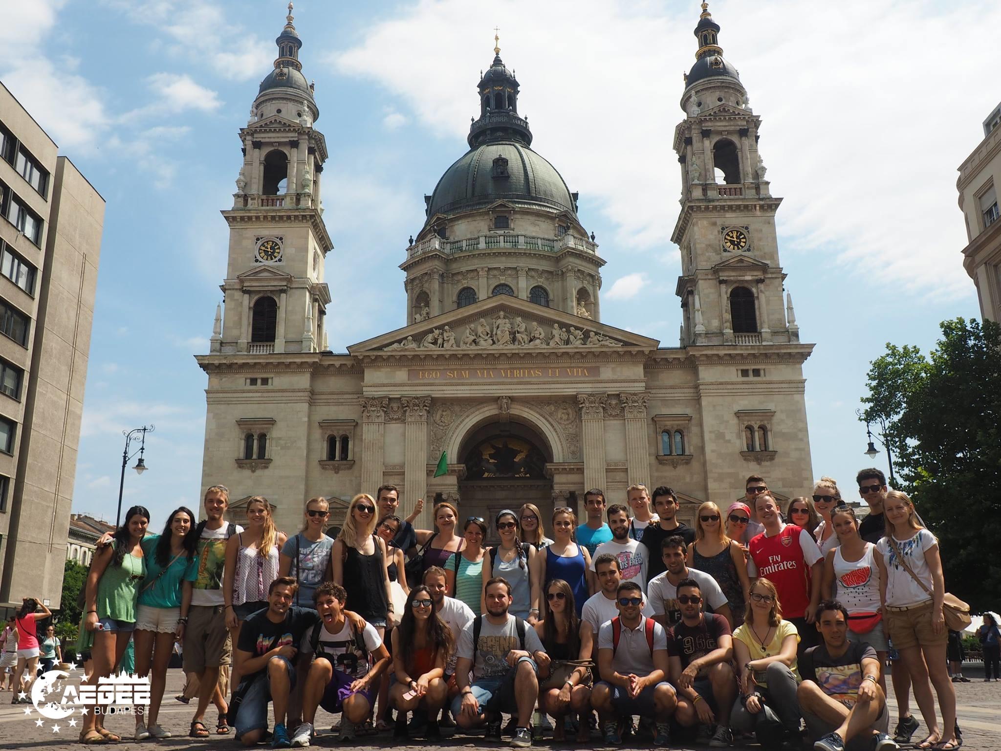 AEGEE-Budapest és AEGEE-Kraków által szervezett Nyári Egyetem, 2015