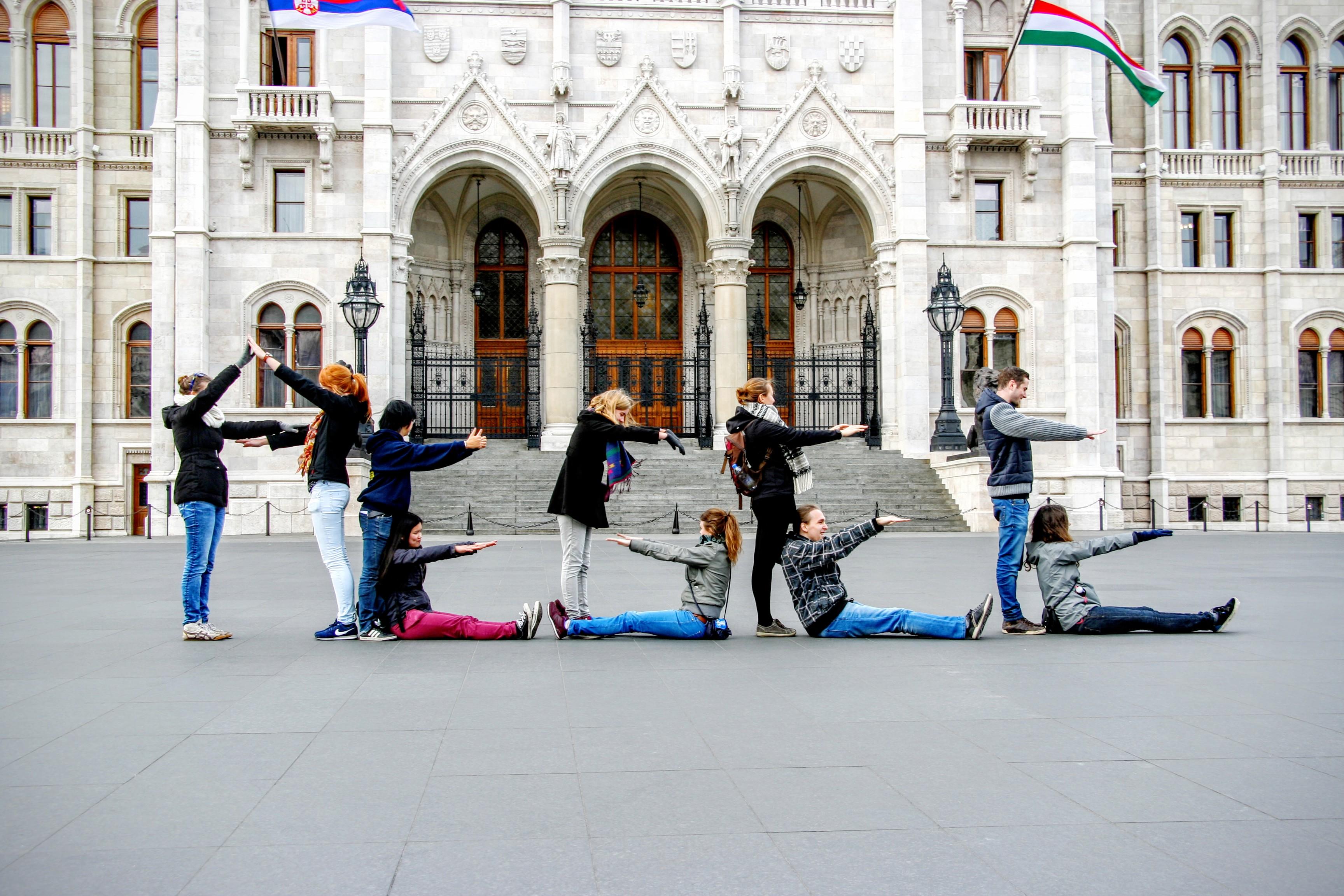 Budapest - Nijmegen Exchange